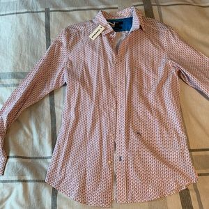 BNWT Men's Diesel Long Sleeve Button Down